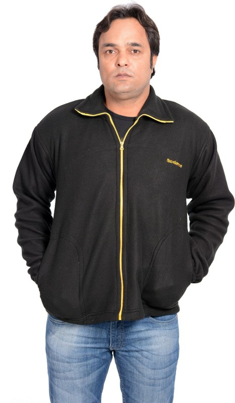 Axcellence Full Sleeve Solid Mens Jacket