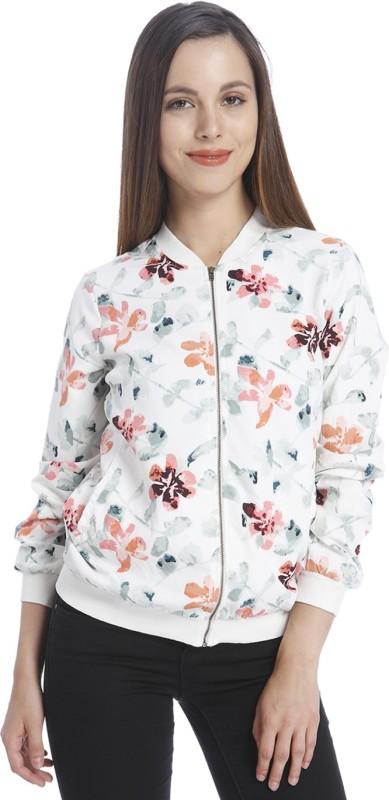 Vero Moda Full Sleeve Floral Print Women Jacket