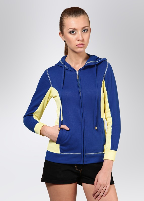 The Vanca Full Sleeve Solid Women's Jacket