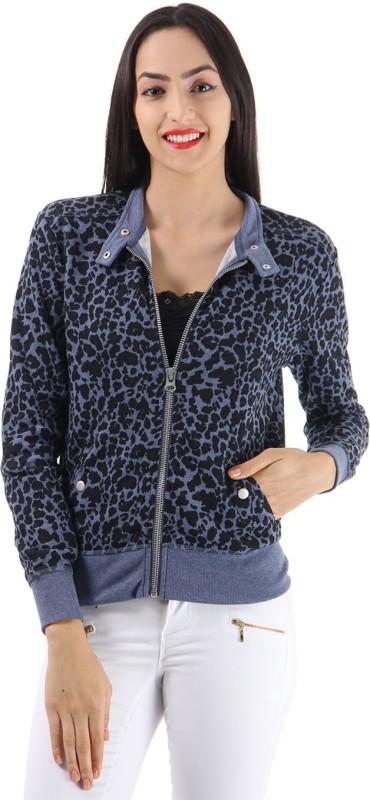 Only Full Sleeve Animal Print Women Jacket