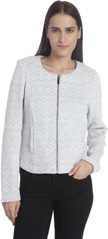 Vero Moda Full Sleeve Printed Women Jacket