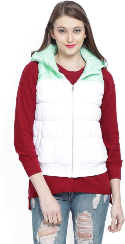 ADIDAS Sleeveless Solid Women Jacket