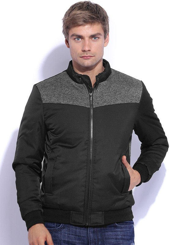 Arrow New York Full Sleeve Solid Men Jacket