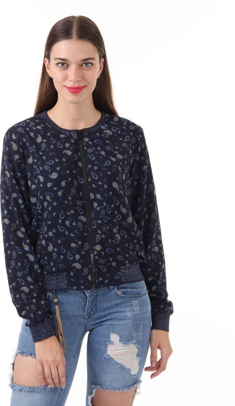 Only Full Sleeve Paisley Women Jacket