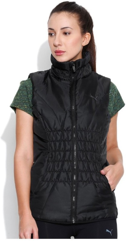 Puma Sleeveless Solid Womens Jacket