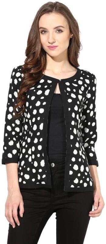The Vanca Solid Womens Jacket