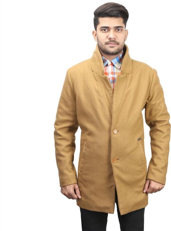 Bare Skin Full Sleeve Solid Mens Jacket