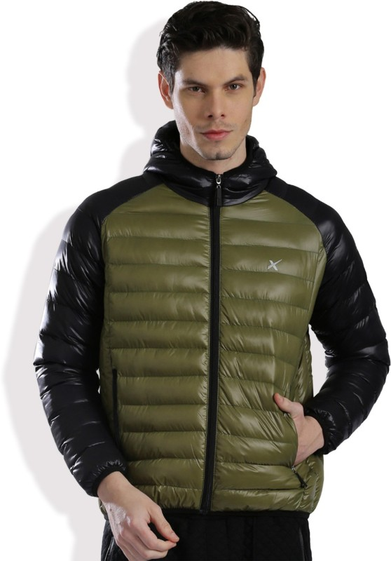 HRX by Hrithik Roshan Full Sleeve Solid Mens Jacket