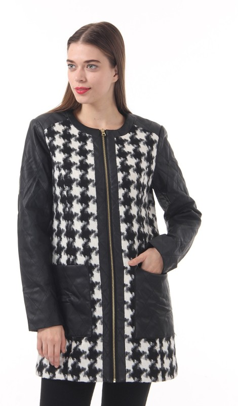 Vero Moda Full Sleeve Houndstooth Women Jacket