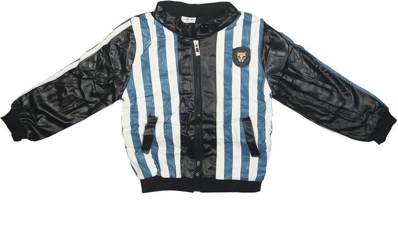 Camey Full Sleeve Solid Baby Boys Bolero Jacket