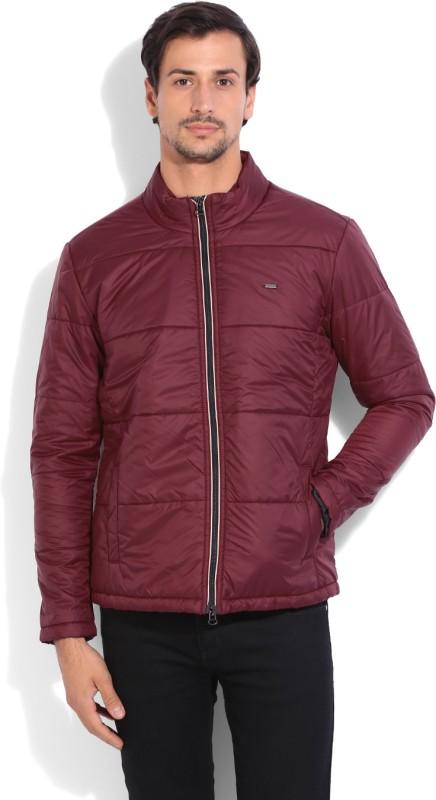 Numero Uno Full Sleeve Solid Men's Puffer Jacket