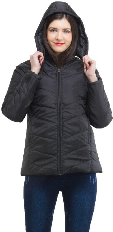 Thinline Full Sleeve Solid Women Jacket
