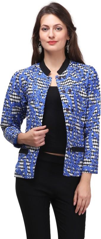 Eavan Full Sleeve Printed Women Jacket