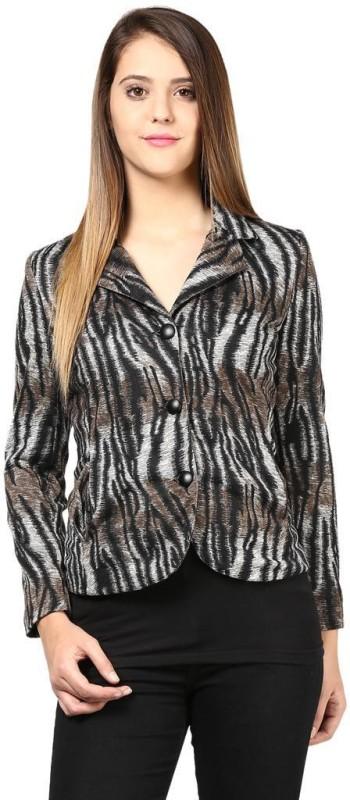 The Vanca Full Sleeve Printed Women Jacket