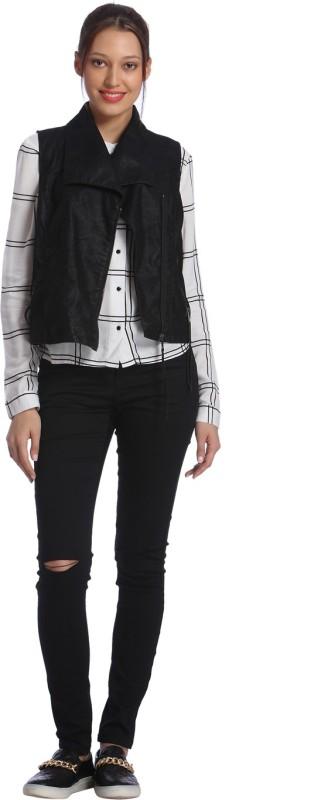 Vero Moda Half Sleeve Solid Women Jacket