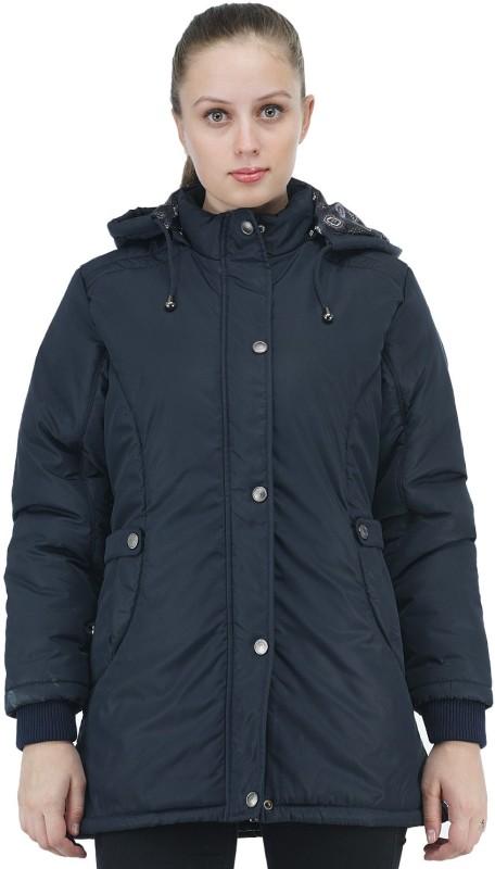 Pazaro Full Sleeve Solid Women Jacket