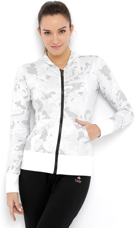 Tuna London Full Sleeve Graphic Print Women Jacket