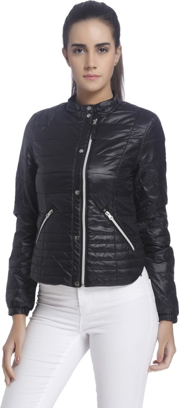 Vero Moda Full Sleeve Solid Womens Jacket