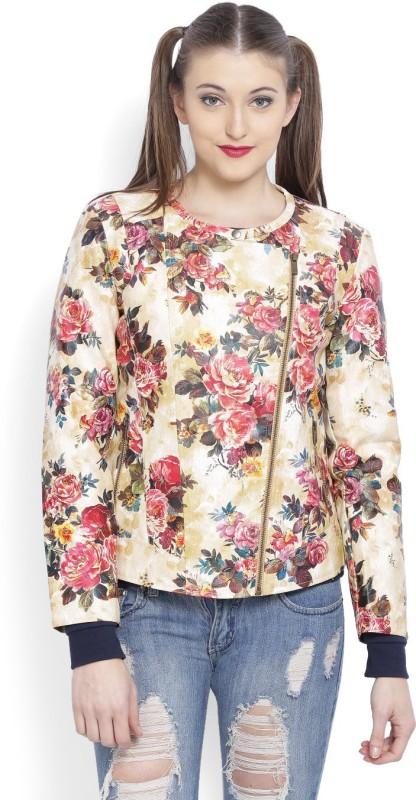 Allen Solly Full Sleeve Printed Women Jacket