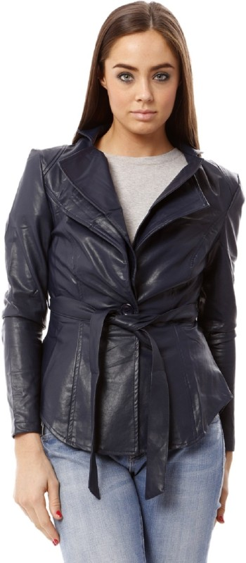 Lioness Full Sleeve Solid Women Jacket