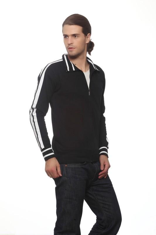 Gritstones Full Sleeve Solid Mens Jerkin Jacket