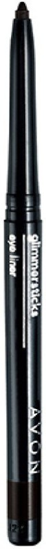 Avon GLIMMERSTICKS ALL DAYES WEAR EYESELINER 0.28G - BLACKEST BLACK .28 g(BLACKEST BLACK)