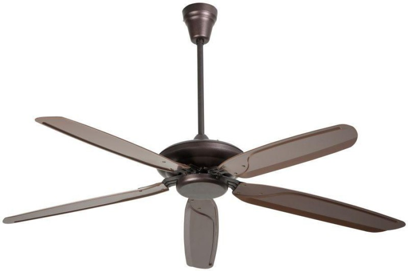 Anemos Vector Rust 5 Blade Ceiling Fan(Rusted Brown)