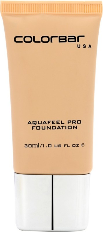 Colorbar Aquafeel Pro Foundation(Pearl Castle 04, 30 ml)