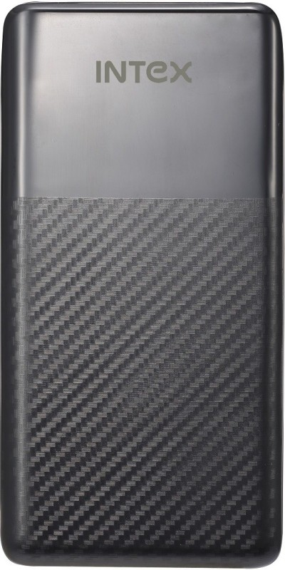Intex 15000 mAh Power Bank (15000, IT-PB15K POLY)(Black, Lithium Polymer)