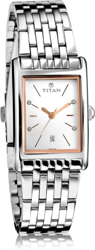 Titan 2568SM01 Women's Watch image