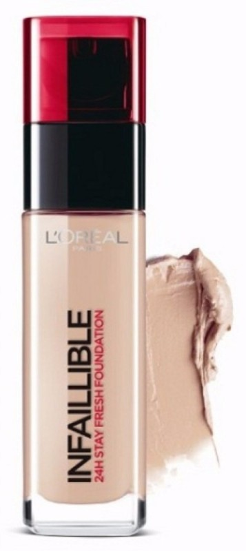 L'Oreal Paris Infallible Stay Fresh Foundation 24h Foundation(152 Natural Rose, 30 g)