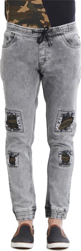 Deezeno Regular Men Black Jeans