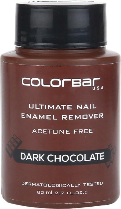 Colorbar Ultimate Nail Enamel Remover Dark Chocolate(80 ml)