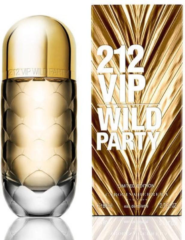 212 vip WILD PARTY Eau de Parfum - 80 ml(For Women)