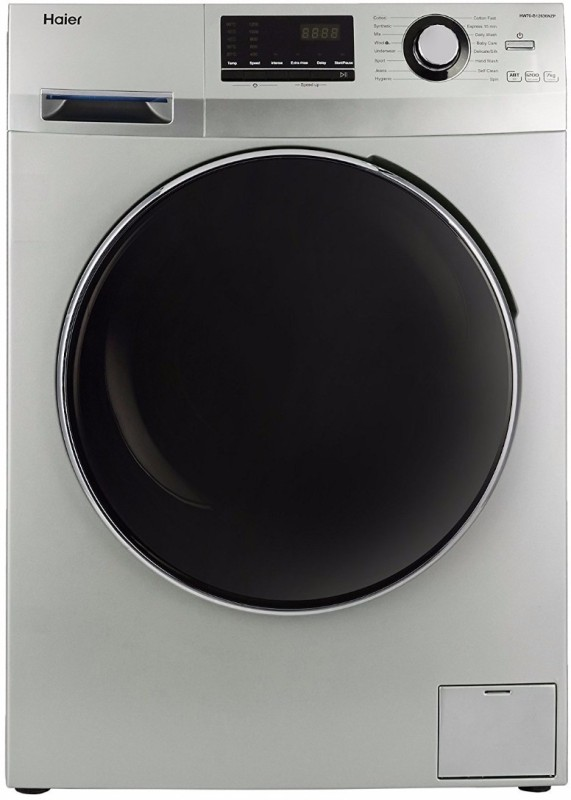HAIER HW70-B12636NZP 7KG Fully Automatic Front Load Washing Machine