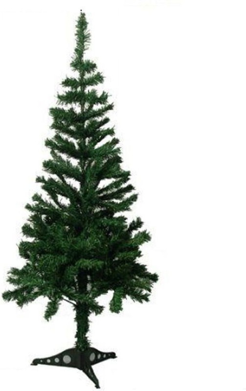 A To Z Traders Fir 122 cm (4.0 ft) Artificial Christmas Tree(Green)