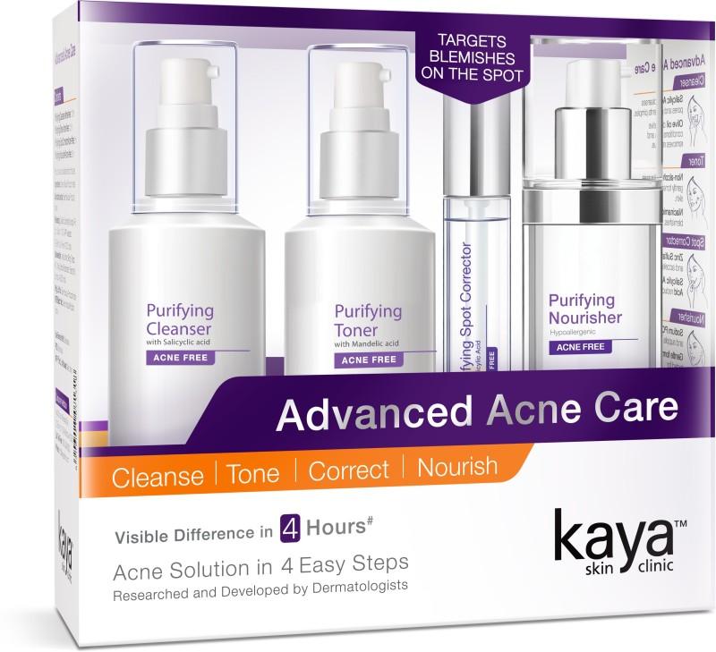 kaya skin clinic Advancced Acne Care Kit(200 g)