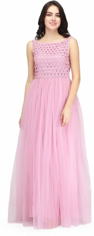 Eavan Ball Gown(Pink)