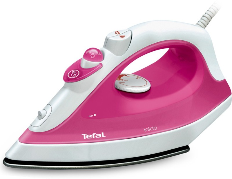 Tefal Inicio Steam Iron(Pink)