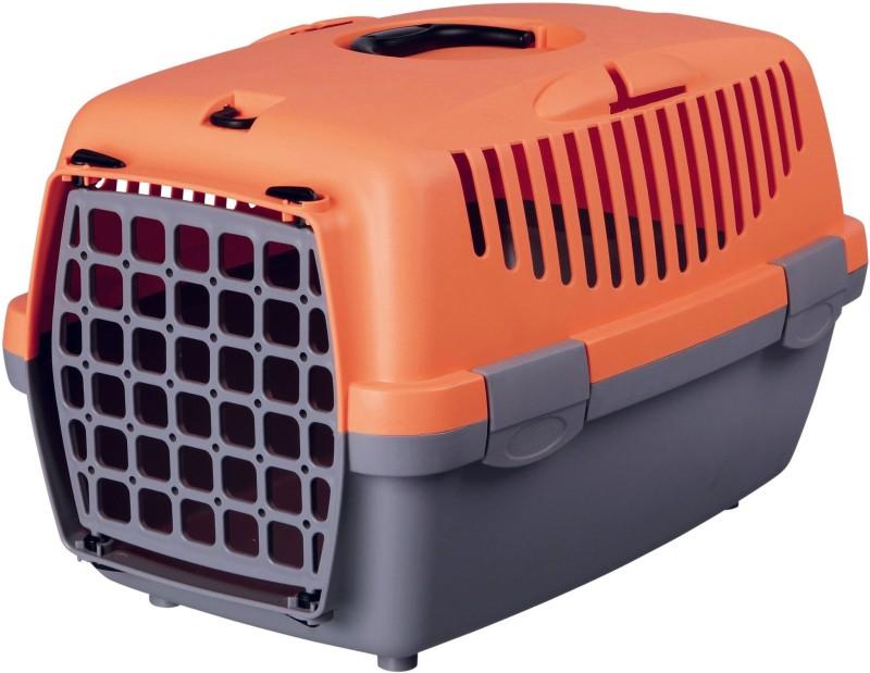 Trixie Capri 1 Multicolor Basket Pet Carrier(Suitable For Cat, Rabbit)