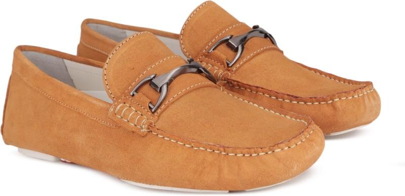 Bata NOLAN Loafers For Men(Tan)