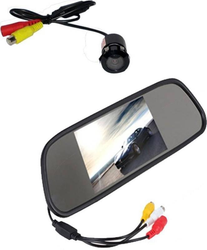 Auto Garh LCDCAMERA1AG Vehicle Camera System