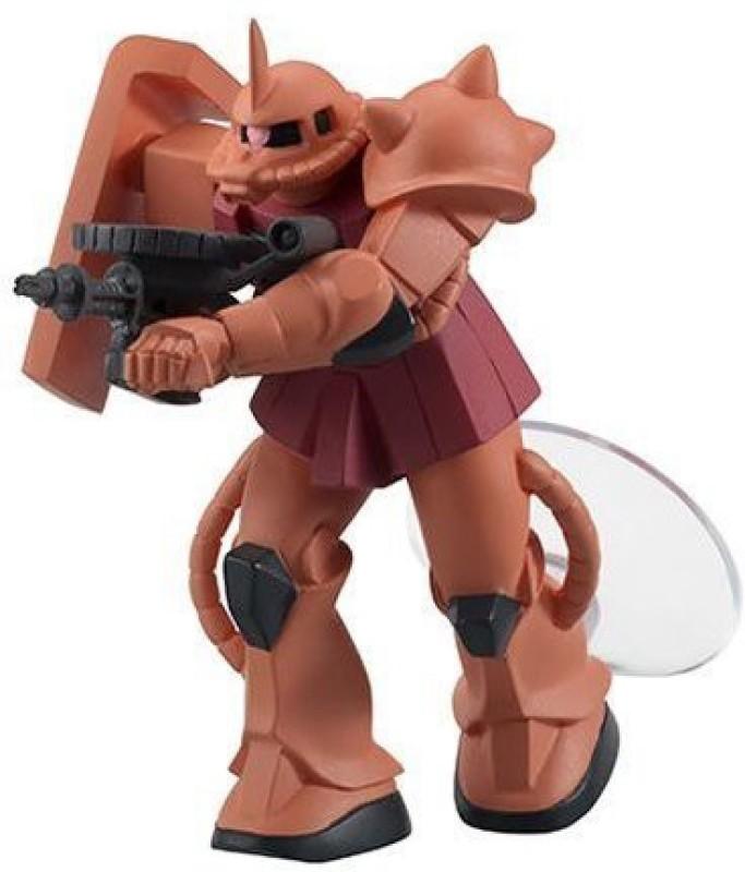 Bandai Mobile Suit Gundam Ms Mobile Stand 02 1. Char S Zaku Single(Multicolor)
