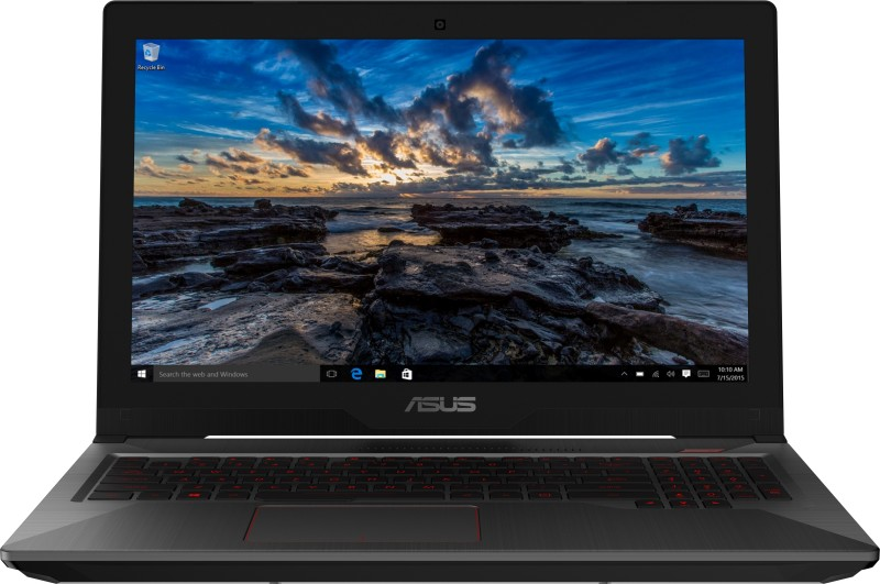 Asus FX503 Core i7 7th Gen - (8 GB/1 TB HDD/Windows 10 Home/4 GB Graphics) FX503VD-DM111T Gaming Laptop(15.6 inch, Black, 2.5 kg)