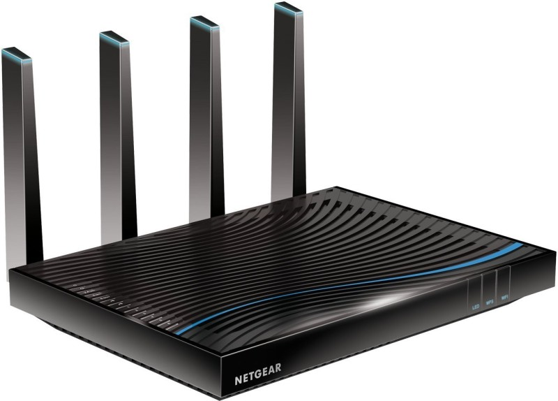 Netgear Nighthawk X8 R8500 Router(Black)
