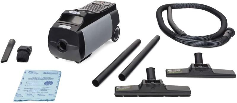 Euroclean Star Dry Vacuum Cleaner(Black)