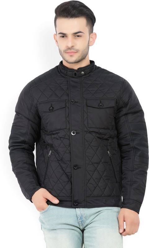 Peter England Full Sleeve Solid Mens Jacket