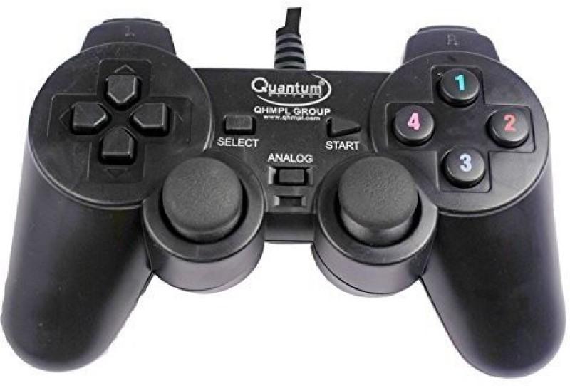 QHMPL QHM7468-2V USB GAMEPAD Handheld Gaming Console(BLACK)