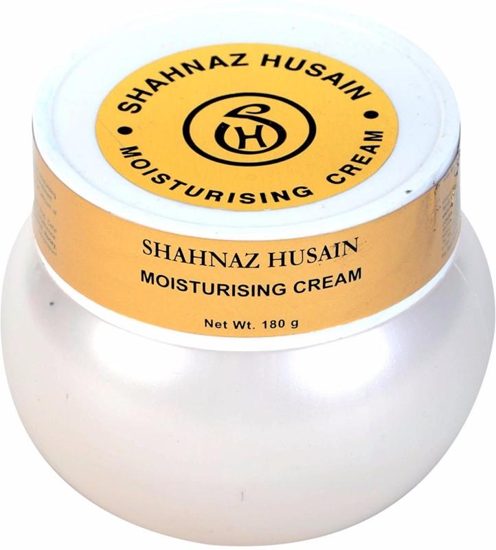 Shahnaz Husain Gold Plus Moisturising Cream(180 g)