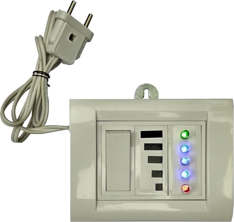 Khan Electricals Water level Indicator :10 Meters Wired Sensor Security System